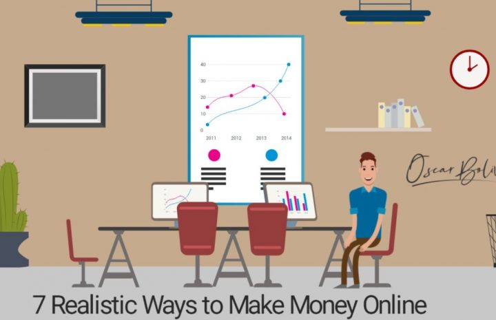 Make Money Online Experiment We can All Study From